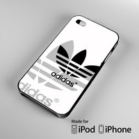 Adidas Logo A0174 iPhone 4 4S 5 5S 5C 6, iPod Touch 4 5 Cases