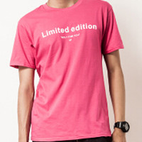 Peach Pink LIMITED EDITION T-shirt