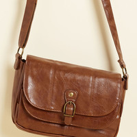 Merry to Carry Bag in Chestnut