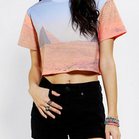 Urban Outfitters - Blackstone Egypt Cropped Tee