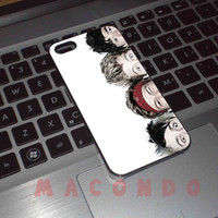 5 second of summer funny Design for iphone, ipod and samsung galaxy case