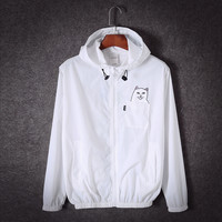 Windbreaker Summer Couple Long Sleeve Rashguard [9109762311]