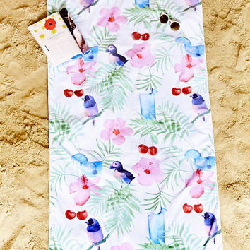 Sanctuary Studio Beach Towel