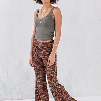 Ecote Marcy Pull-On Flare Pant - Urban Outfitters
