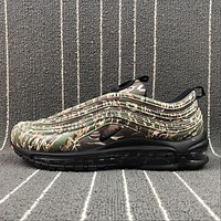 Nike Air Max 97 ¡°USA Camo¡± Premium QS Running Shoes