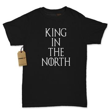 King In The North GoT Womens T-shirt