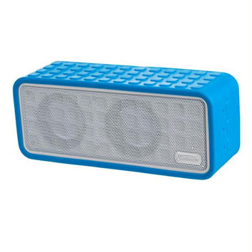 Sunbeam Rechargeable Bluetooth Conference Speaker w- Microphone - Blue