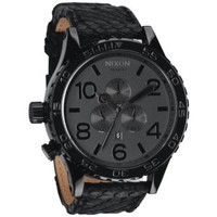 Nixon The 51-30 Chrono Leather - Men's at CCS