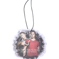Supernatural Sam and Dean Air Freshener