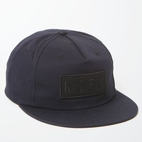 Locker Patch Snapback Hat
