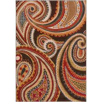 "Surya Floor Coverings - MTR1010 Monterey 5'3"" x 7'6"" Area Rug"