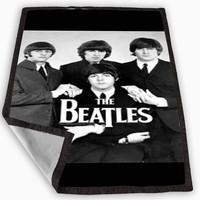 Beatles Blanket for Kids Blanket, Fleece Blanket Cute and Awesome Blanket for your bedding, Blanket fleece *