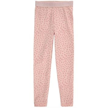 Stella McCartney Girls Pink Leggings