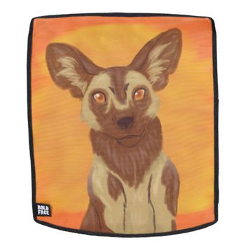 African Wild Dog Backpack