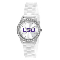 LSU Tigers NCAA Women's Frost Series Watch