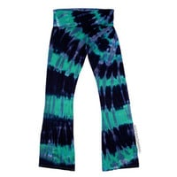 Galaxy Tie Dye Yoga Pants on Sale for $32.00 at HippieShop.com