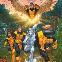 X-Men First Class Marvel Comics Poster 22x34