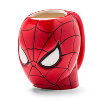 Spider-man 16oz Molded Mug