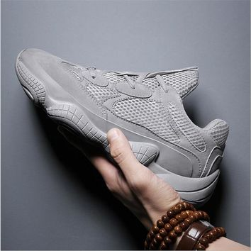 Men Shoes 2018 Spring Kanye West Same Style Y 500 Shoes Men Fashion Ultra Boosts Superstar Shoes Krasovki sneakers men