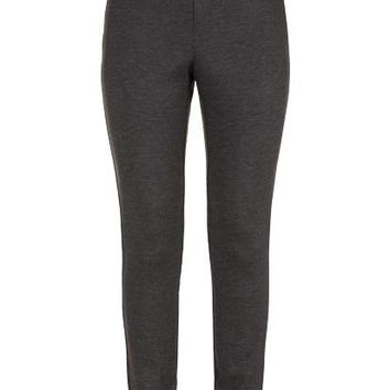 Tribal Pull On Pattern Legging Graphite
