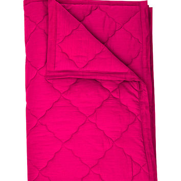 Kinderhouse Design Hot Pink Organic Quilt | zulily