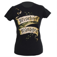 Harry Potter Mischief Managed Banner Women