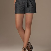 Crops & Shorts for Women: Drew Cargo Short: The Limited