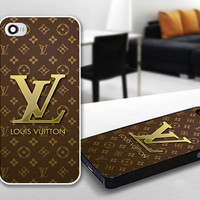 PDP 0627 Louis Vuitton Pattern Logo  Custom by phonecasefactory