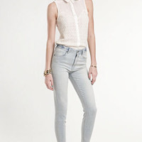 Kendall & Kylie Hi Waisted Jeans at PacSun.com