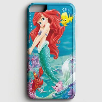 The Little Mermaid Party iPhone 7 Case