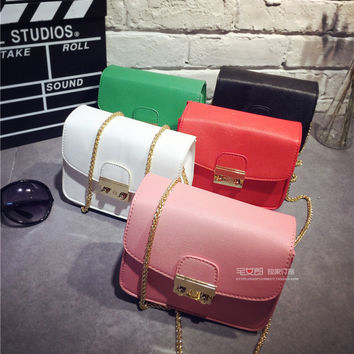 Summer Mini One Shoulder Chain Ladies Bags [6582760263]