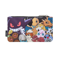 Loungefly Pokemon Pencil Case