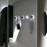 Alone Wall Lights from Pallucco