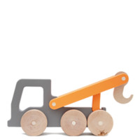 Tow Truck Push Toy - Manny and Simon