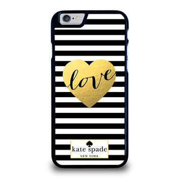 KATE SPADE LOVE iPhone 6 / 6S Case Cover