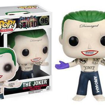 Funko Pop Heroes: Suicide Squad - The Joker Vinyl Figure