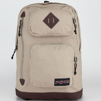 Jansport Houston Backpack Khaki One Size For Men 21500941501