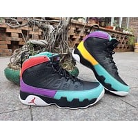 "Air Jordan 9 Retro QS ""Top 3"""