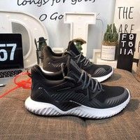 Adidas Alphabounce Beyond m 330 Cheap Women's and men's Adidas Sports shoes