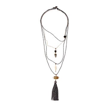 3 IN 1 Necklace Combo Set