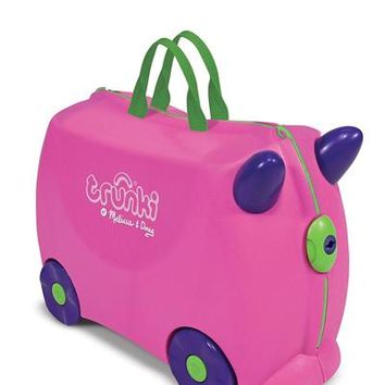 Melissa & Doug Wheeled Transformable Kids Suitcase Made In USA - Kids' Trip Accessories from $10 - Modnique.com