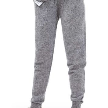 Topshop Luxe Cashmere Jogger Pants | Nordstrom