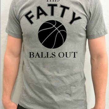 OOTD Outfit of the Day Trendy Unisex Basketball T-Shirt, Unisex Workout Athletic T-Shirt, Balls Out T-Shirt, Trending, Best T-Shirts