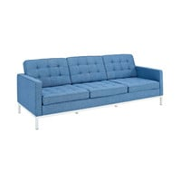 Swanky Sofa in Blue