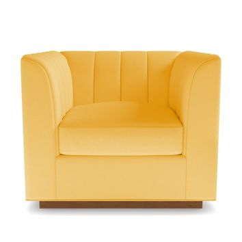 Nora Swivel Chair From Kyle Schuneman