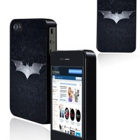 Batman Dark Knight - Iphone 4 Iphone 4s Hard Shell Case Cover Protector Bumper