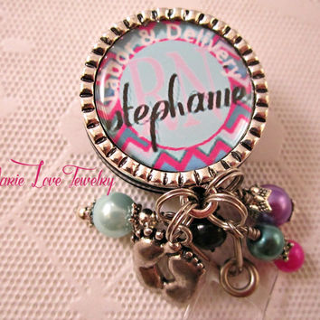 Badge, Nurse Badge Reel, Badge Reel, RN Badge Reel, Personalized Nurse Badge, Personalized Nurse Badge, Personalized Badge, Badge Reel,