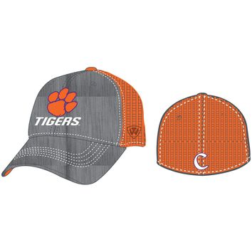 Licensed NCAA One Fit Upright Hat Cap Performance Mesh KO_19_1