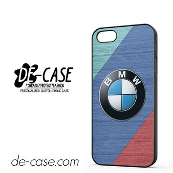 Bmw Logo DEAL-1975 Apple Phonecase Cover For Iphone 5 / Iphone 5S