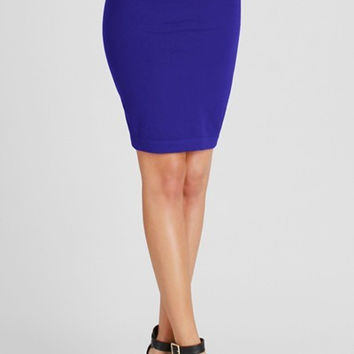 Seamless Pencil Skirt #NB6390C
